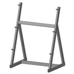 Скамьи и стойки - Стойка для грифов для тренажерного зала СГ001, 0