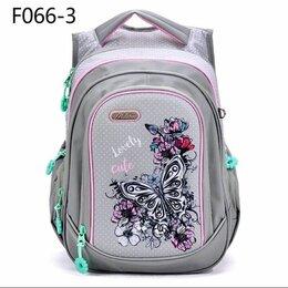 Рюкзаки, ранцы, сумки - Школьный ранец с бабочкой, 0