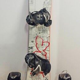 Сноуборды - Сноубордический комплект, 0
