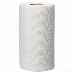 Полотенца - Полотенца бумаж. 2-х слойн. 2рул х 18м/уп, белые (12), 0