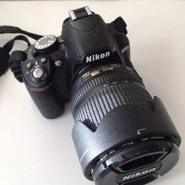 Фотоаппараты - Зеркалка Nikon D3100 + Объектив Nikon 18-105mm + проф.кейс, 0