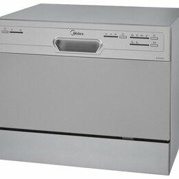 Посудомоечные машины - Посудомоечная машина Midea MCFD-55200S, 0