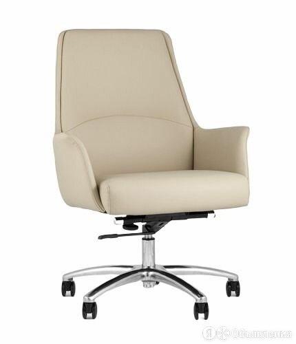 SLG Кресло офисное TopChairs Viking, бежевое по цене 32490₽ - Компьютерные кресла, фото 0