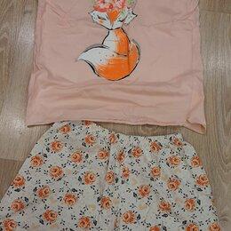 Домашняя одежда - Пижама для девочки на 146-152, 0