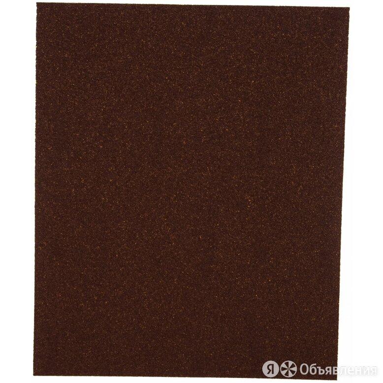 Универсальный шлифовальный лист Зубр 35520-080 по цене 263₽ - Для шлифовальных машин, фото 0