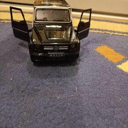 Машинки и техника - Машинка мерседес гелендваген Brabus, 0