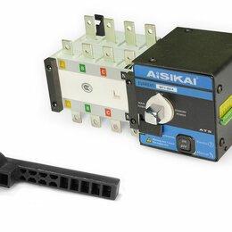 Блоки питания - Реверсивный рубильник (Блок ATS) SKT1 160A, 0