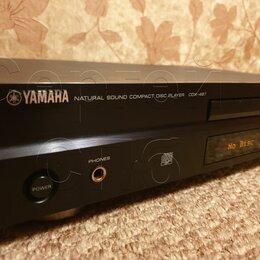 CD-проигрыватели - Yamaha CDX-497 (читает CD-R), 0