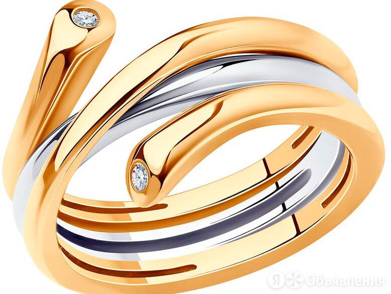 Кольцо SOKOLOV 93010895_s_17-5 по цене 2890₽ - Кольца и перстни, фото 0