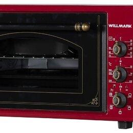 Духовые шкафы - Мини печь WILLMARK WOF-485RG, 0