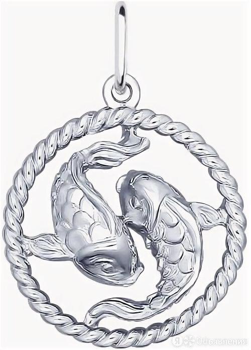 Медальон SOKOLOV 94031864_s по цене 780₽ - Кулоны и подвески, фото 0