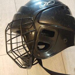 Защита и экипировка - Хоккейный шлем бу, 0
