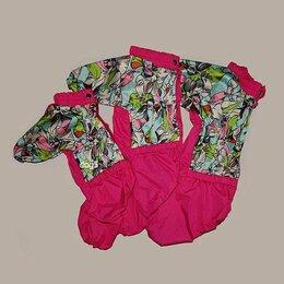 Одежда и обувь - дождевик для собаки для девочки комбинезон дождевик, 0