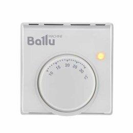 Обогреватели - Термостат механический BMT-1 IP40 Ballu НС-1042655, 0
