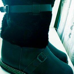 Сапоги - Обувь мужская. Унты зима/обмен, 0