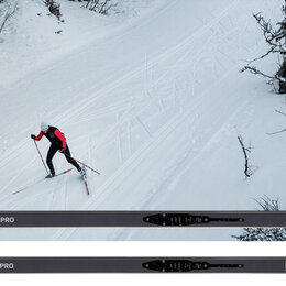Беговые лыжи - Лыжи беговые ATOMIC PRO S1 RUS SKATE Red/Black/White AB0021500, 0