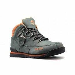 Ботинки - Ботинки Timberland Euro rock grey color, 0