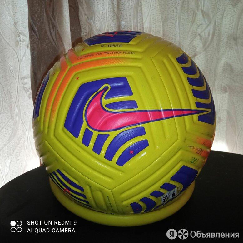 Мяч футбольный Nike Flight RPL CQ7328-710 по цене 5000₽ - Мячи, фото 0