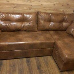Диваны и кушетки - Угловой диван 0188 новый с гарантией 24месяца , 0