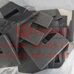 Производственно-техническое оборудование - Скоба П-образная для монтажа резервуаров, ТСИБ/ГТП-00.100.2-ППР, 0