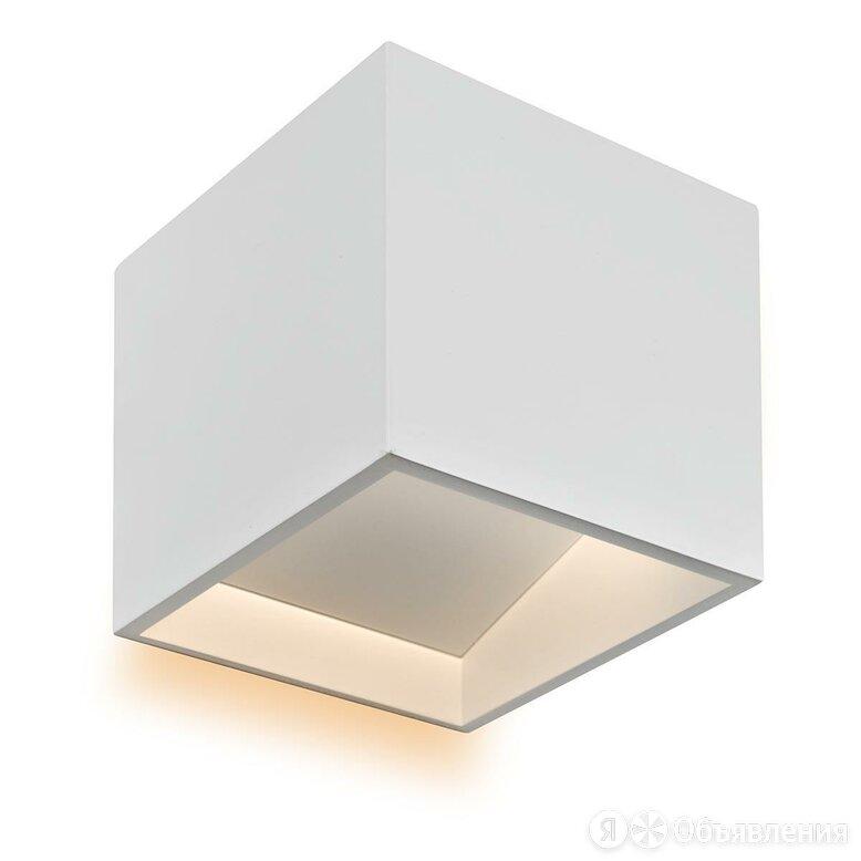 Настенный светодиодный светильник iLedex Dice ZD8086L-6W WH по цене 4090₽ - Настенно-потолочные светильники, фото 0