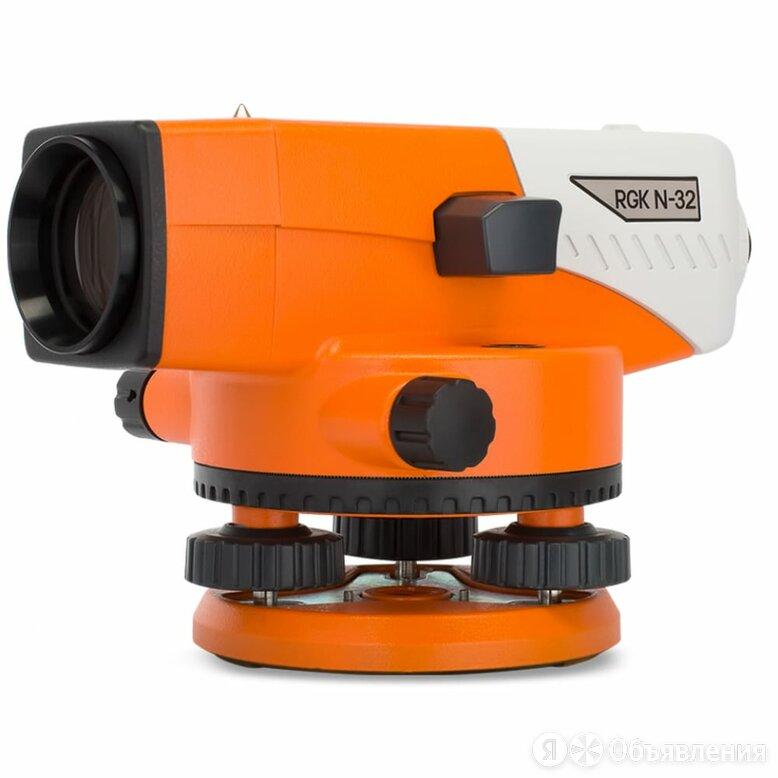 Оптический нивелир RGK N-32 по цене 17990₽ - Измерительные инструменты и приборы, фото 0