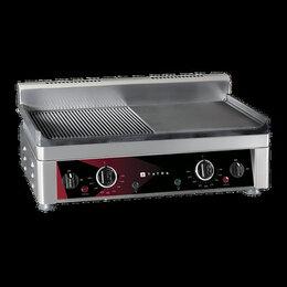 Жарочные и пекарские шкафы - Поверхность жарочная tatra TATRA TGP 5224 R+S (Турция) , 0