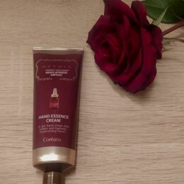 Уход за руками - Coreana] orthia perfect collagen 28days hand essence cream, 0