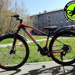 Велосипеды - Велосипед 29, Notus-FX900, 0