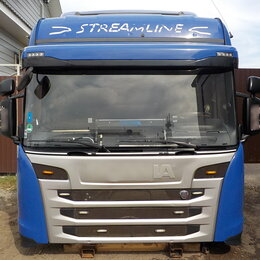 Кузовные запчасти  - 2301689 Кабина в сборе Scania 5 CR19H (Высокая, шасси 1140), 0