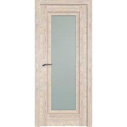 Межкомнатные двери - Дверь межкомнатная Profil Doors 2.86XN Каштан светлый - со стеклом, 0