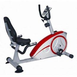Велотренажеры - Горизонтальный велотренажер sport elite se-601r, 0