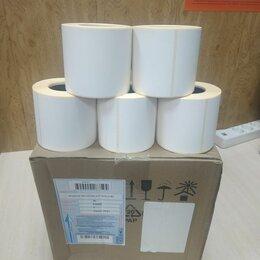 Расходные материалы - Термоэтикетка 75*120 для ОЗОН, 0