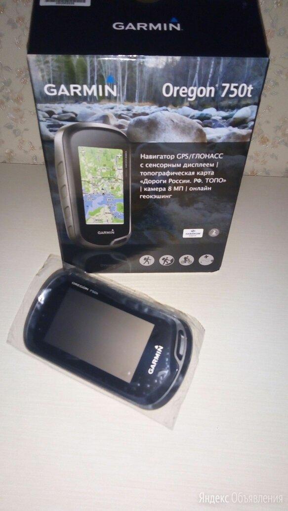 Навигатор garmin Origon 750t по цене 45000₽ - GPS-навигаторы, фото 0