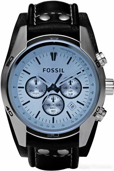 Наручные часы Fossil CH2564 по цене 12790₽ - Наручные часы, фото 0