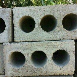 Строительные блоки - Блоки керамзитобетонные стеновые, 0