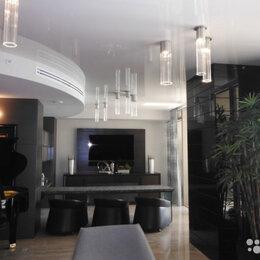 Потолки и комплектующие - 32 кв.м. натяжные потолки 32кв.м, 0
