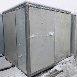 Морозильное оборудование - Холодильная камера б.у 12 кубов, 0