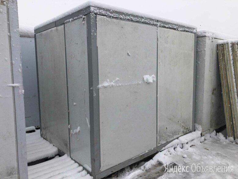 Холодильная камера б.у 12 кубов по цене 45000₽ - Морозильное оборудование, фото 0