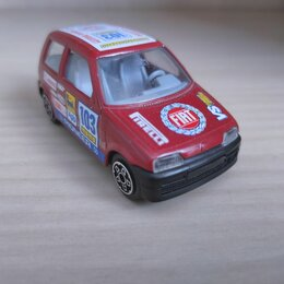 Модели - Bburago Fiat CINQUECENTO, 0