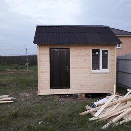 Готовые строения - Каркасно-щитовой дом 3*4 м, 0
