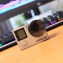 Аксессуары для экшн-камер - Go pro hero 4 black + Стабилизатор + Микрофон и тд, 0