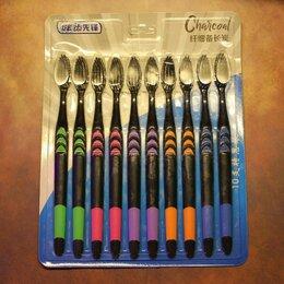Зубные щетки - Щетки зубные. Набор 10шт., 0