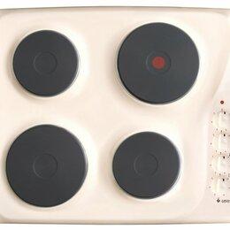 Плиты и варочные панели - Поверхность электрическая Gefest СВН 3210 К81 эмаль, 0