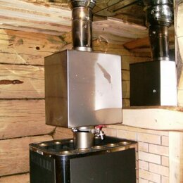Архитектура, строительство и ремонт - Установка банных печей, 0