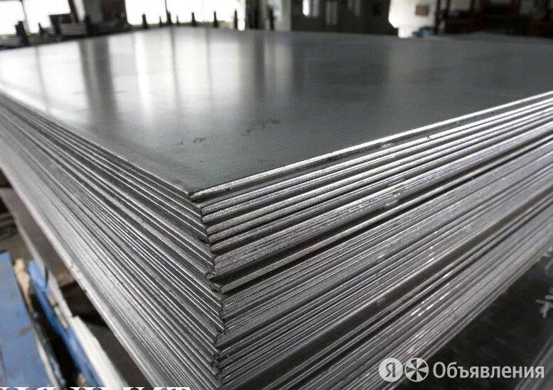 Лист нержавеющий 0,4х1000х2000 мм 08Х17Т по цене 78850₽ - Металлопрокат, фото 0
