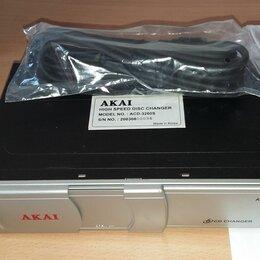 CD-проигрыватели - CD-чейнджер Akai ACD-3260S, 0