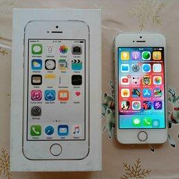 Мобильные телефоны - Айфон 5S оригинал, 0