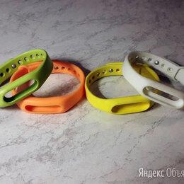 Ремешки для умных часов - Цветные ремешки на Xiaomi Mi band 1А /1S Puse, 0