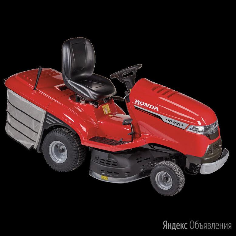 Трактор садовый honda hf 2315 hme по цене 360000₽ - Мини-тракторы, фото 0
